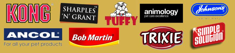 Dog food, treats, toys and accessories from The Pet Shop Worthing