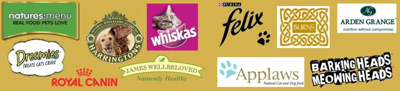 Cat food, treats, toys and accessories from The Pet Shop Worthing